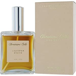 Christiane Celle Calypso Figue Eau De Toilette Spray for Women, 3.4 Ounce