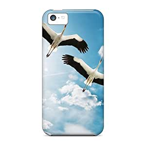 New Storks Tpu Case Cover, Anti-scratch Estebanrivera-7 Phone Case For Iphone 5c