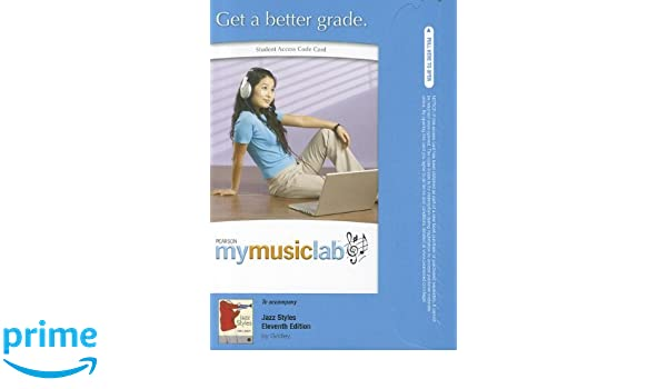 Mymusiclab without pearson etext standalone access card for mymusiclab without pearson etext standalone access card for jazz styles 11th edition mymusiclab access codes mark c gridley 9780205206155 fandeluxe Images