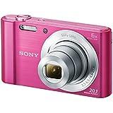 ソニー SONY デジタルカメラ Cyber-shot W810 光学6倍 ピンク DSC-W810-P