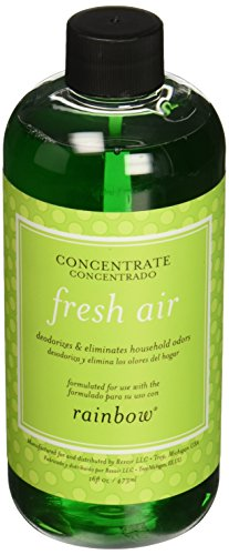 2 PACK- Genuine Rainbow Fresh Air Freshener / Deodorizer (Fresh Air Freshener)