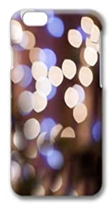 Bokeh light Custom iPhone 6 Case Cover Polycarbonate 3D