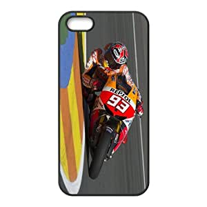Marc Marquez For iPhone 5, 5S Csae protection phone Case ER959916