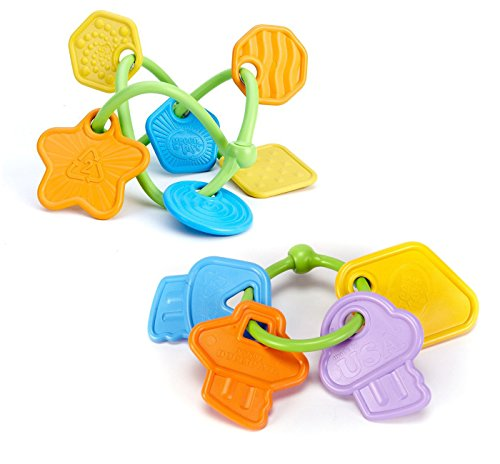 Green Toys Twist Teether First product image