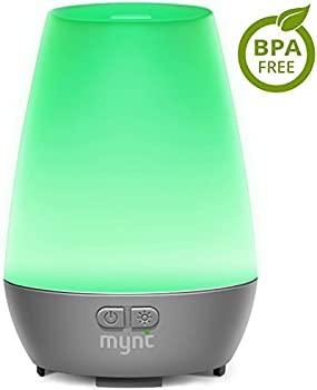 Mynt Essential Oil Diffuser Cool Mist 100ml Humidifier