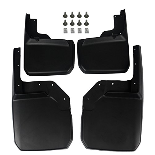 2015 jeep wrangler mud guards - 7