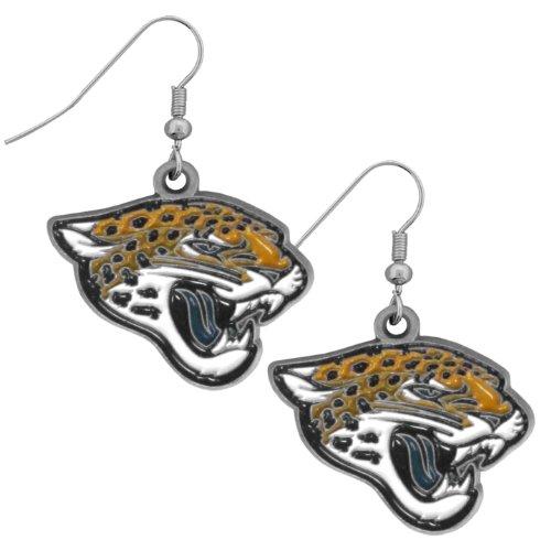 (NFL Jacksonville Jaguars Dangle Earrings)