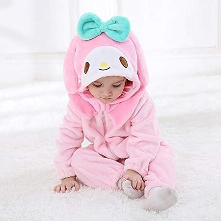 SOHOH Pijama Unicornio Trajes de bebé de los Mamelucos del ...