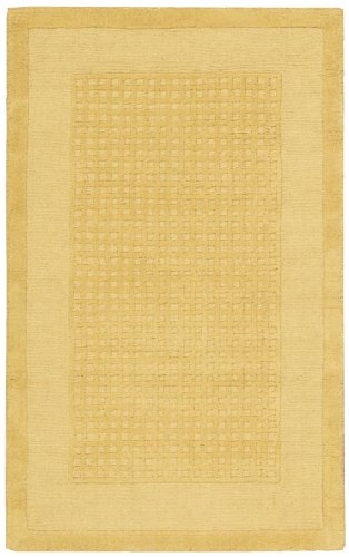 Nourison Westport (WP30) Yellow 605 Runner Area Rug, 2-Feet 3-Inches by 7-Feet 6-Inches (2'3