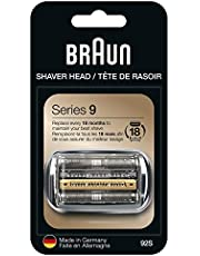 Braun Malhrremkp Electric Shaver Replacement Foil and Cassette Cartridge 1 Count, Silver, 92S Na BLS