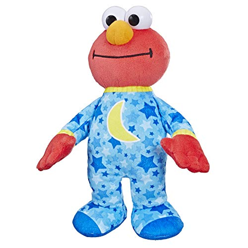 Playskool Sesame Street Lullaby & Good Night Elmo -