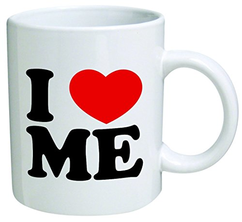 LOVE ME Mug Cup ounces