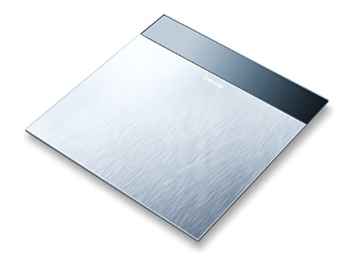 Beurer Stainless Steel Body Scale, with LED Mirror Effect by Beurer North America