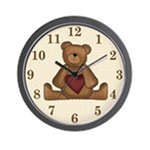 CafePress - Cute I Love You Teddy Bear - Unique Decorative 10