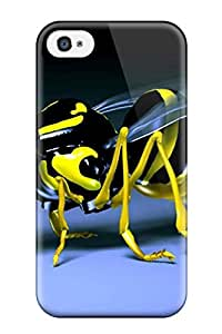 New Fashionable Abikjack PWEgcGr6996gjMIM Cover Case Specially Made For Iphone 4/4s(d S )