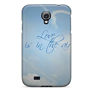 High-end Case Cover Protector For Galaxy S4(love Is In Air)