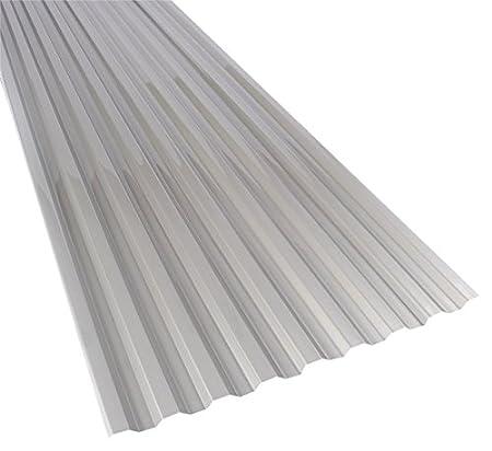 Suntuf 159854 Polycarbonate Roof Panel, 72