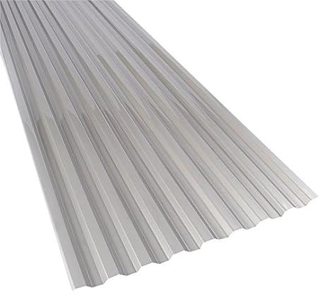 Nice Suntuf 159854 Polycarbonate Roof Panel, 72u0026quot; L X 26u0026quot; W, Solar  Control