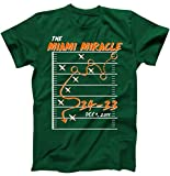 Best TeeShirtPalace Brother Tshirts - The Miami Miracle 34-33 Football Play Draw Up Review