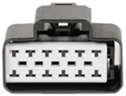 ACDelco 15326110 GM Original Equipment Black Multi-Purpose Pigtail 15326110-ACD