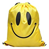 Po Lyle Drawstring Bags Unisex Swim Backpack Sports Bags Cute Beach bag for Adults and Kids Review
