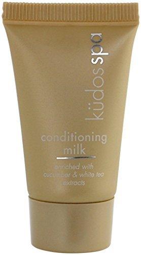 Kudos Spa 15ml Tube Conditioning Milk Case of 400