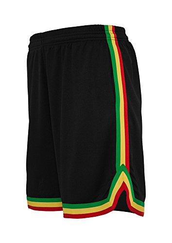 Stripes nbsp;Pantalones 10 Classics Blkrasta en cortos Urban nbsp;colores nbsp;– Mesh 5OxpSqSgwf
