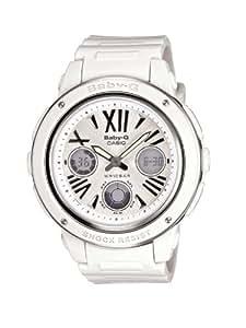 Casio BGA-152-7B1ER Ladies Baby-G White Watch
