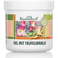 Kräuterhof Gel con harpagofito para cuidados refrescantes