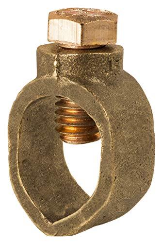 Halex 35906B Bronze Ground Rod CLAMP 50/Box, 5/8