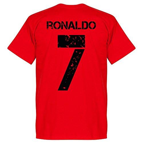 Ronaldo 7 , colore: rosso