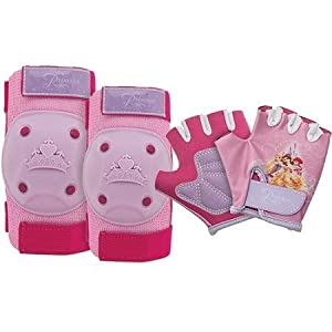 Bell Sports 7051866 Princess Pad Set, Pink/Lavender
