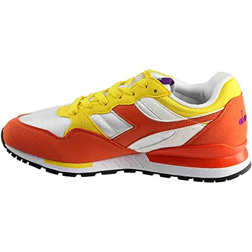 NYL M 5 Intrepid 5 Men 7 Orange Vermillion Unisex US Women Diadora gOq4ff