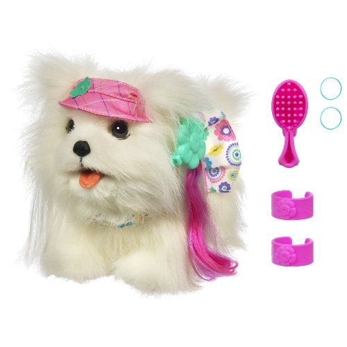 FurReal Friends Teacup Pup - Maltese Get Pretty - Furreal Friends Teacup