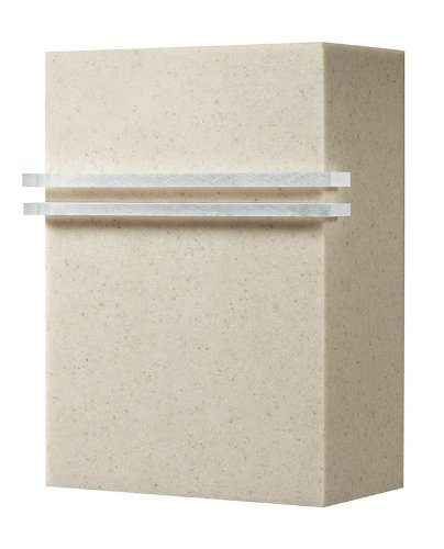 NuTone LA165SA Ambient Light Wired Door Chime, Stone Look
