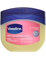 Vaseline 100% Pure Petroleum Jelly, Baby 13 oz