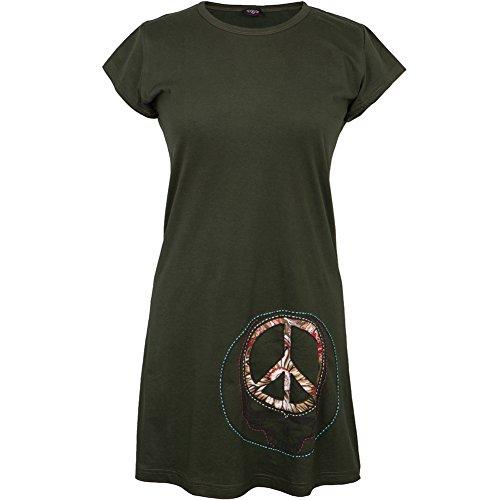 Kinder Sleeve Dress SYF Peace Dead Mini Sign Grateful Cap PqCZwRU