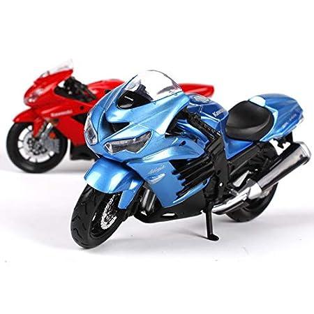 Amazon.com: GreenSun 1:18 Kawasaki Ninja H2R H2 R Motorcycle ...