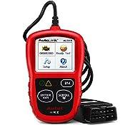 Autel AutoLink AL319 Universal OBD2 Reader Car Diagnostic Scanner Tool Vehicle Engine Fault Code Reader: Amazon.co.uk: Car & Motorbike