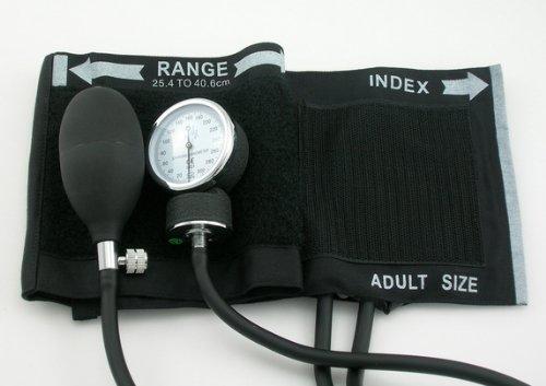 Cotton Cuff Blood Pressure Monitor Set ()