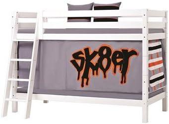 Litera XXL con patinadores de tema, 70 x 160 cm de tamaño de ...