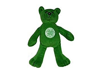 26f3ca763dc Celtic FC Football Club Mini Beanie Teddy Bear Green Fan Gift Idea Official