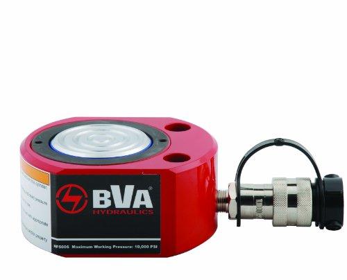 BVA Hydraulics HF5006 50 Ton 0.63'' Flat Body Cylinder by BVA HYDRAULICS