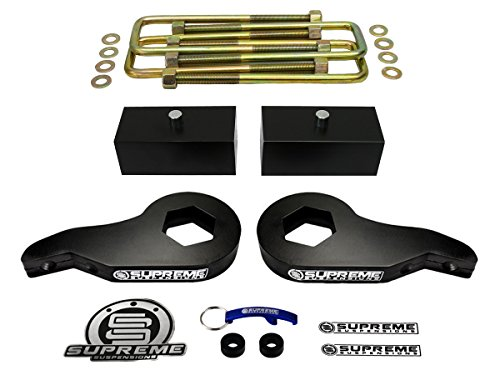 Supreme Suspensions - Silverado Lift Kit 4WD Adjustable 1