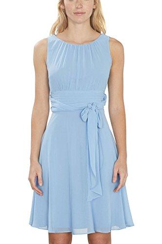 Light Collection Blue 2 Donna ESPRIT Vestito Blu IWppU