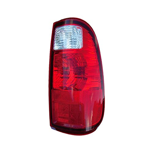 2008-2013 Ford F-Series F150 F250 F350 F450 F550 Super Duty SD SuperDuty Pickup Truck Taillight Taillamp Rear Brake Tail Light Lamp Right Passenger Side (2008 08 2009 09 2010 10 2011 11 2012 12 2013 13)