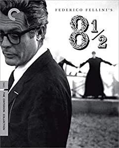 8 1/2 (The Criterion Collection) [Blu-ray]