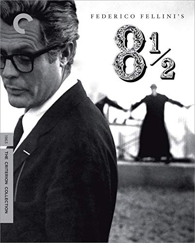 - 8 1/2 (The Criterion Collection) [Blu-ray]