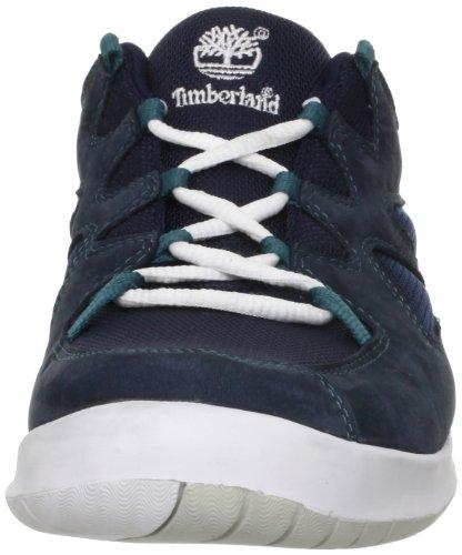 Timberland - Alpargatas de Piel para hombre Azul azul marino 41.5