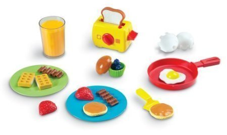 Learning Resources Pretend & Play Rise and Shine Breakfast (Griddle Toy compare prices)